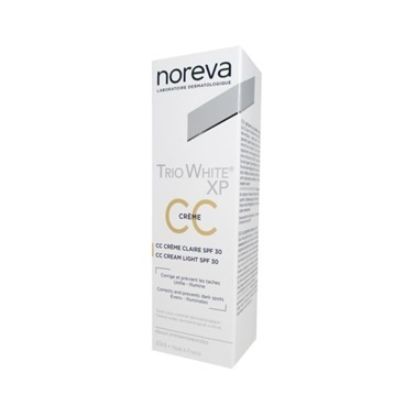 Noreva Trio White XP CC Cream Light SPF30 40ml Renksiz